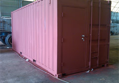 Movable Container