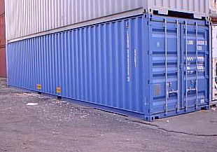 40 ft Standard Freight Container