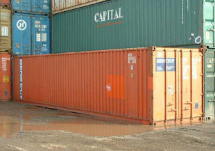 40′ Freight Container