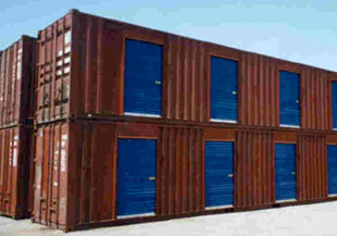 40 Ft Rollup Doors