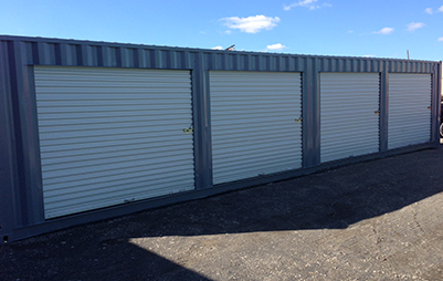Roll Up Doors from 3ft to 8ft Wide