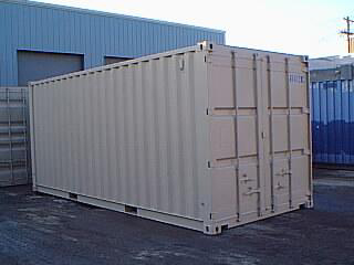 Shipping Containers/Chassis