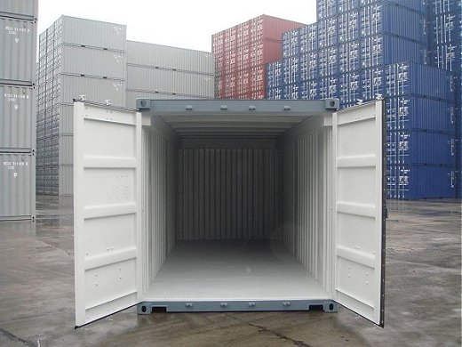 Hard/Open Top Shipping Containers