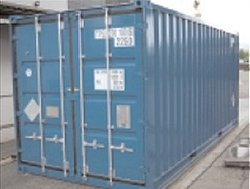 Intermodal Container Type 20' NC02/2005 IP2 & IP3 Type A